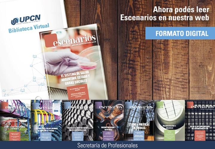 Revista Escenarios