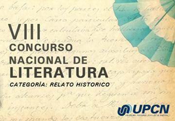 VIII Concurso Nacional de Literatura