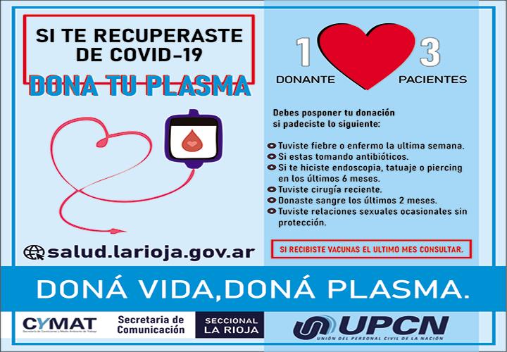 Dona Plasma,empatía con el prójimo...